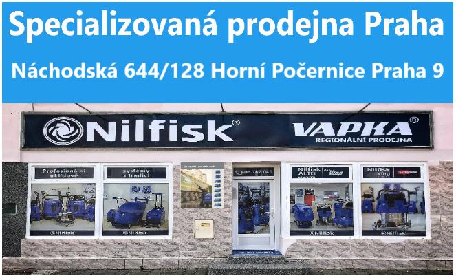 Nová definice standardů v odvětví Výrobky společnosti Nilfisk