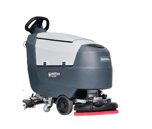 Nilfisk SC401  Kompaktní mycí stroj, s vysokou produktivitou