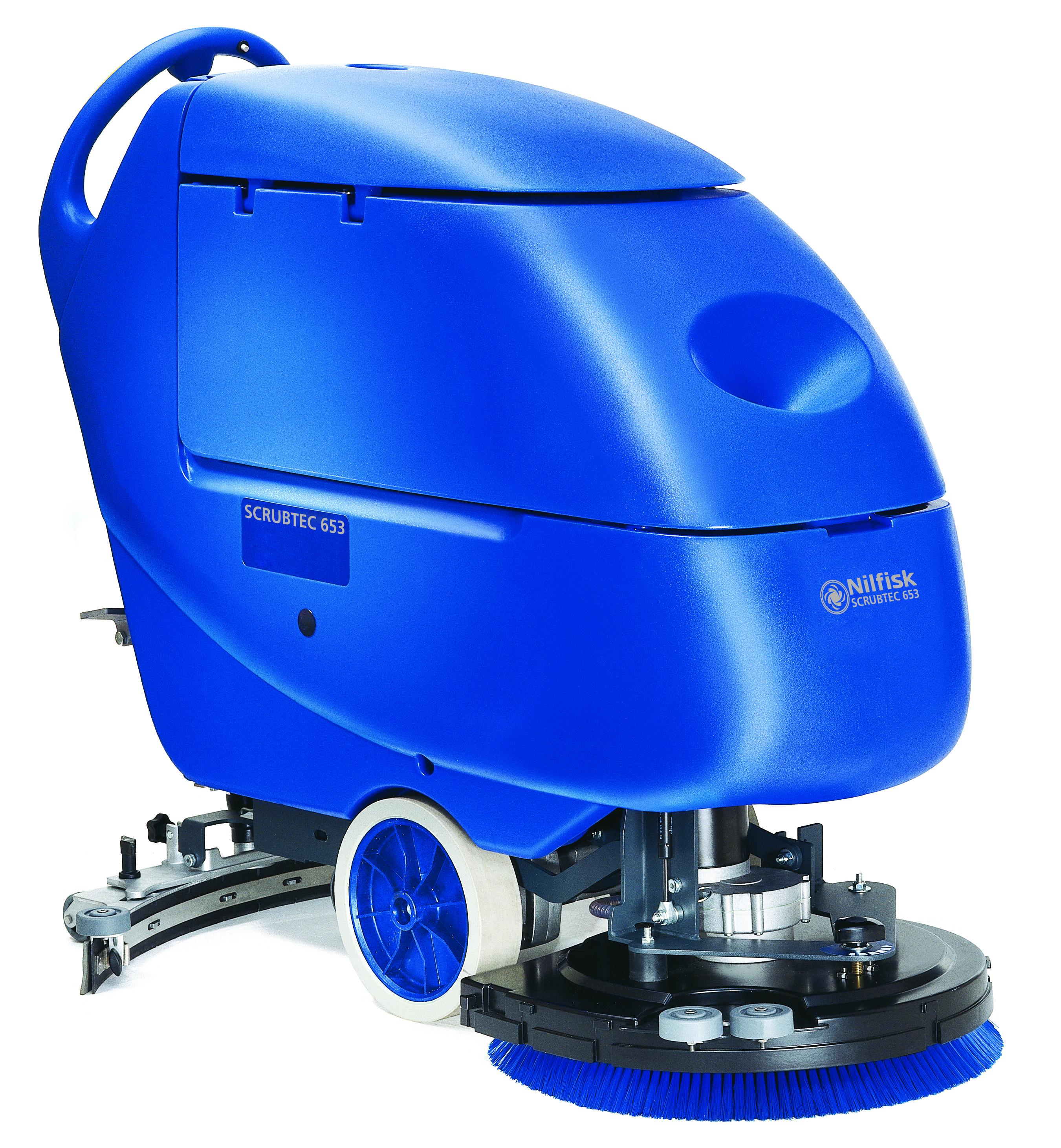 Nilfisk Preventivní údržba podlahového mycího zařízení