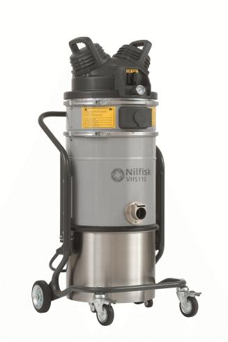Nilfisk jednofázový průmyslový vysavač odolný proti explozi ATEX