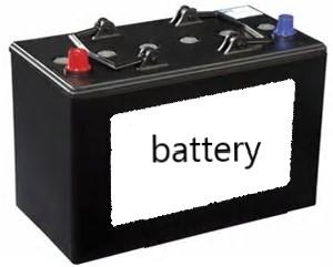 Bateriové