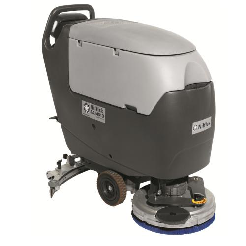 Střední podlahové mycí stroje