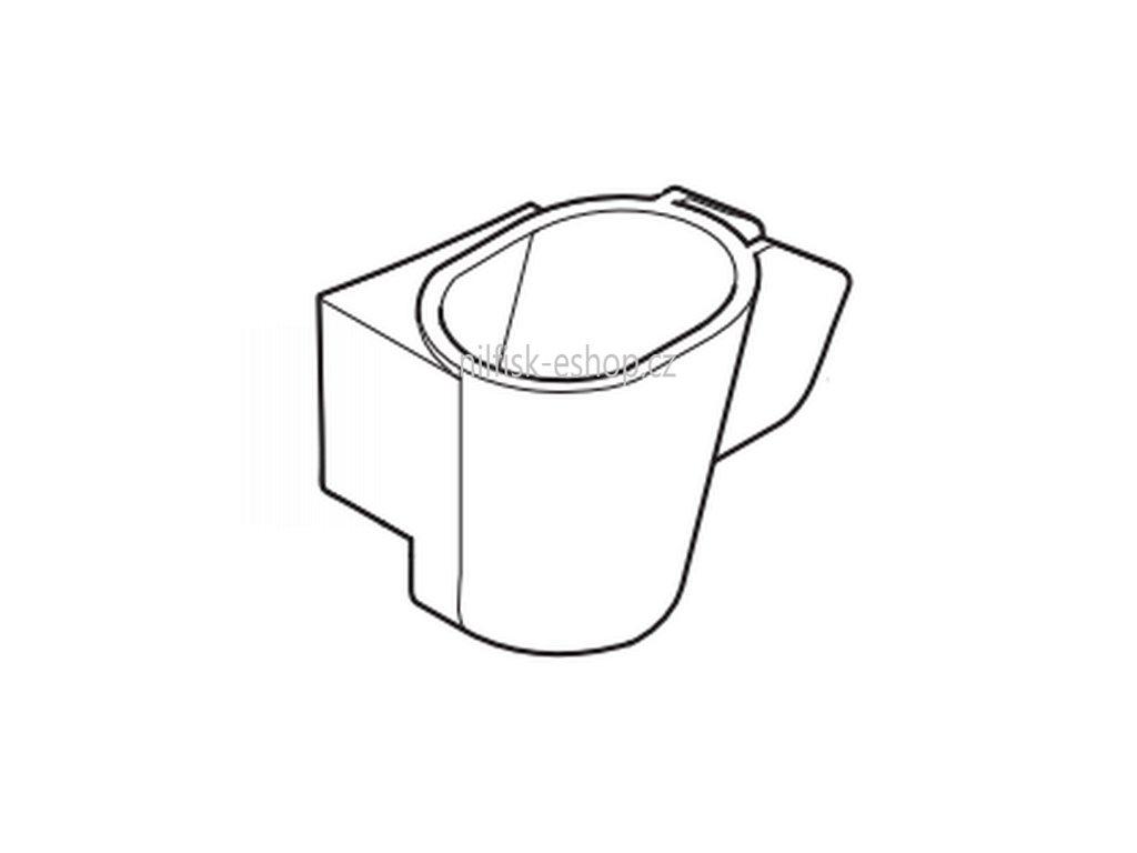 Vanička na trysku P160-150.2
