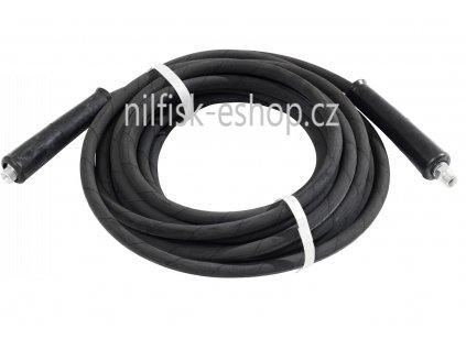 "Nilfisk HD-hadice DN8 x10m, jednovrstvá 3/8""AG 150°C max. 250 bar"