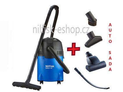 128390151 Nilfisk Buddy II 18 Premium Car Cleaner nozzles