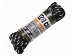 BNN Laces Black-Grey Box 120 cm