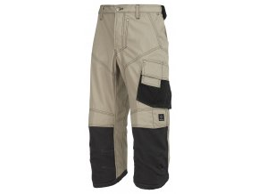 Kalhoty Rip-Stop 3/4 'Pirate' Snickers Workwear