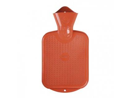 Termofor - zahřívací lahev 0,8 litru (Barva žlutá)