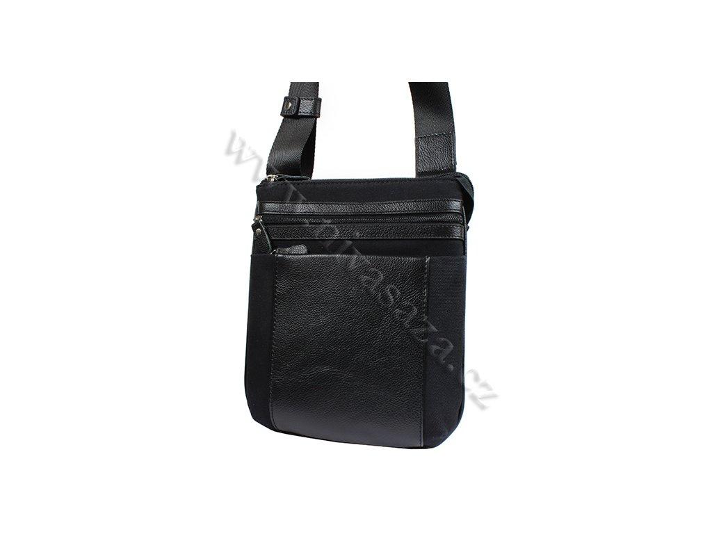 Pánská taška KAT51202-B černá