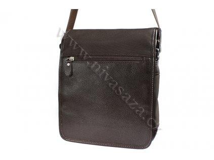 Pánská taška KAT51211-BR hnědá