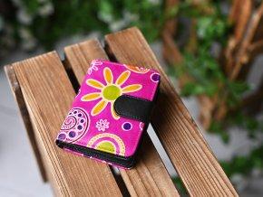 Dámská kožená peněženka Nivasaža N6-SNT-PFG barevná