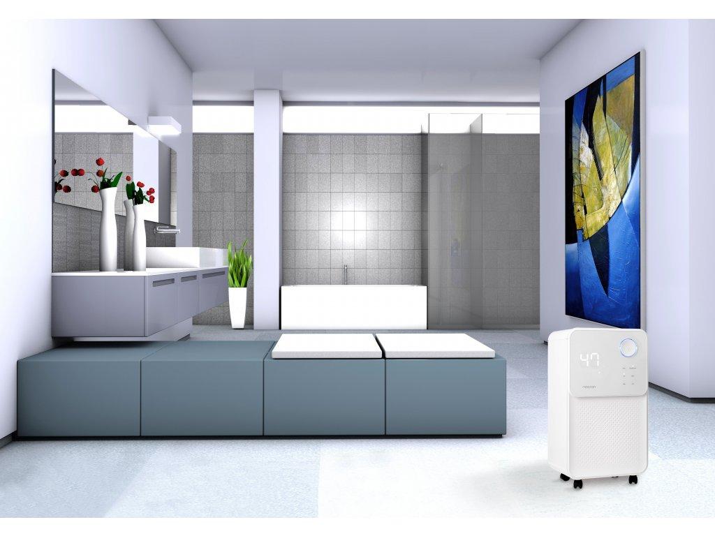 Luftentfeuchter Badezimmer