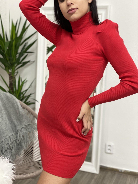 Šaty Primavera červené