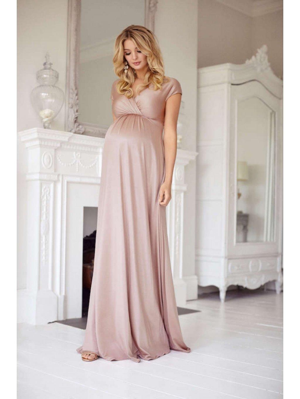 Těhotenské svatební šaty Francesca