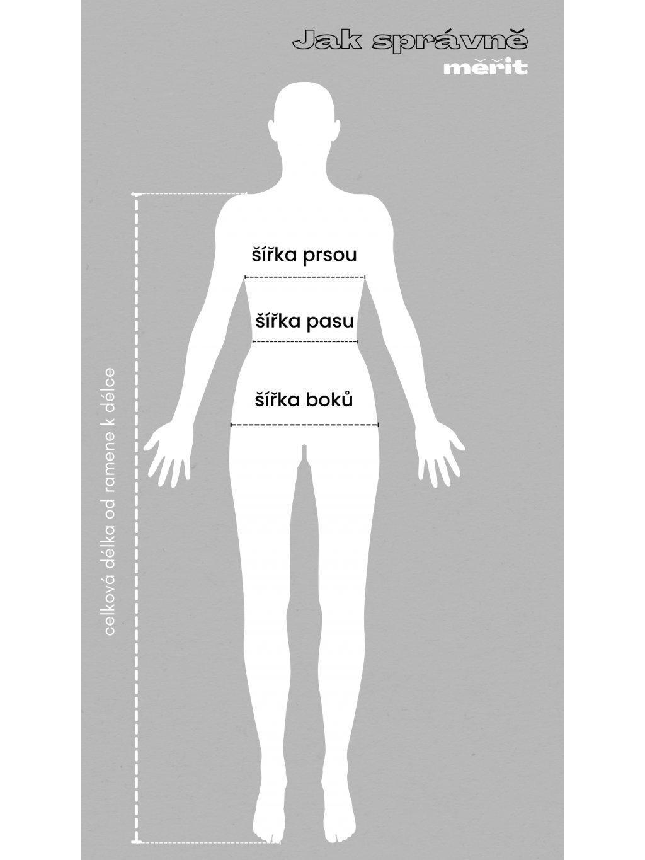 Šaty Lisa s rozparkem rose