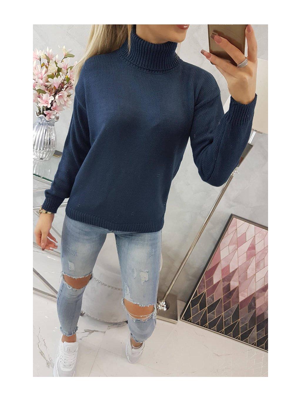 slo pl Pulover rolak sveter namornicka modra 18778 1 (1)