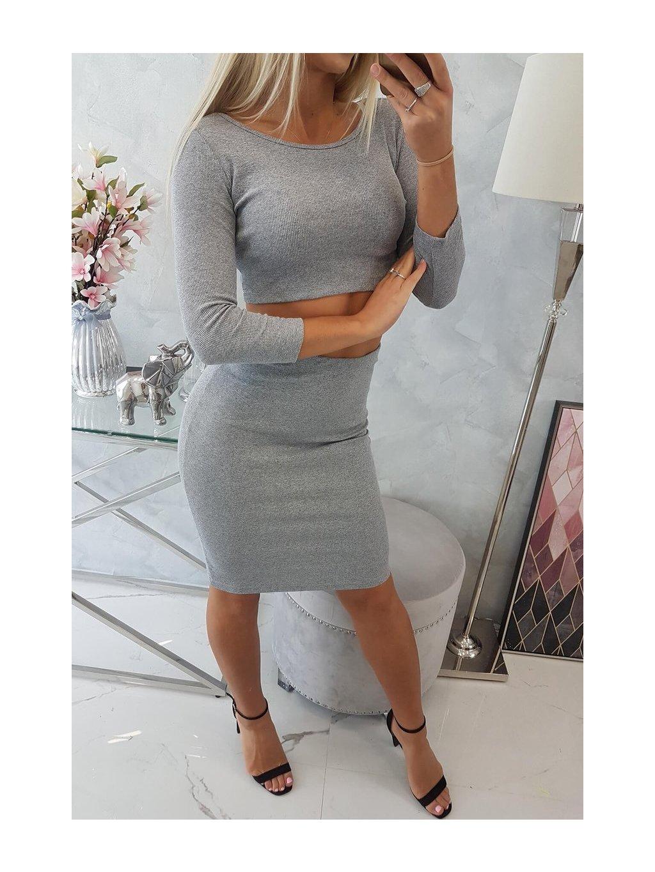 slo pl Sada bluzok so suknou seda 17523 5