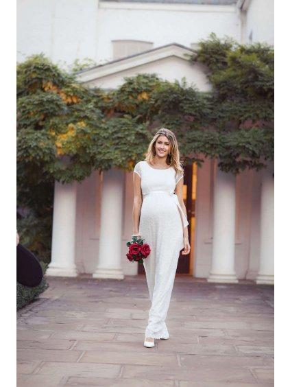 Svatební šaty těhotenské Laura