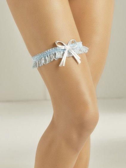 bianco evento bridal garter sb2 blue 1