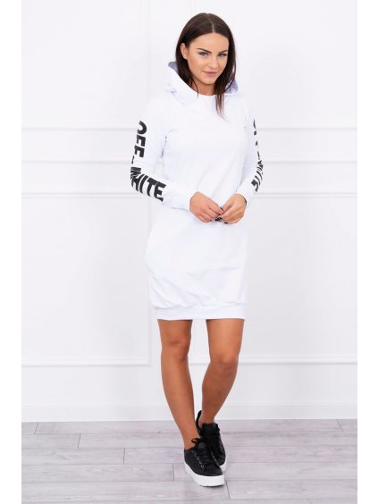 eng pl Dress Off White white 10043 1