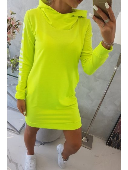 slo pl Saty Off White zlty neon 14687 5