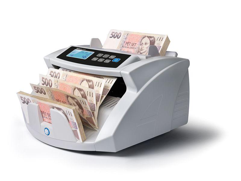 Počítačky bankovek a mincí