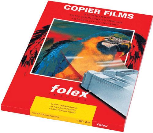 Projekční fólie pro černobílé kopírky a tiskárny