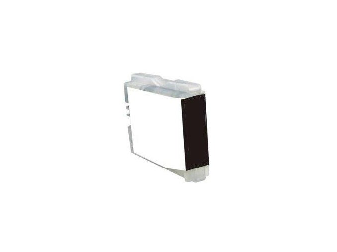 Brother LC-1000BK, black 17ml - kompatibilní cartridge