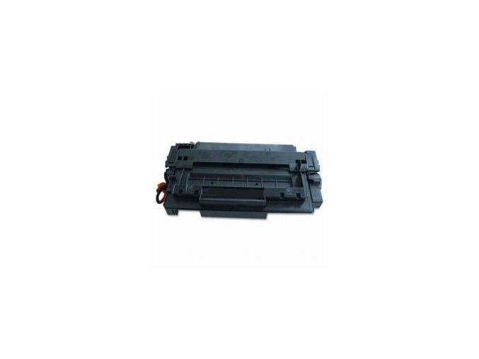 HP Q7551X black - kompatibilní toner