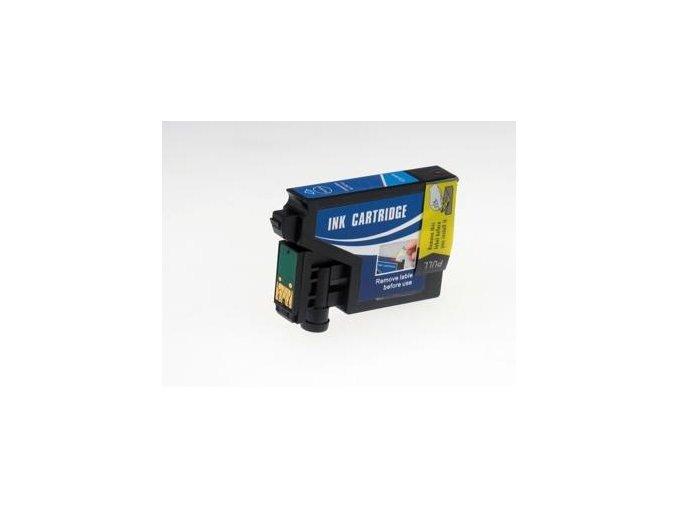 Kompatibilní cartridge Epson T0612 cyan  15ml