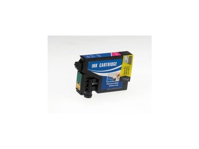 Kompatibilní cartridge Epson T0713, magenta, 13ml