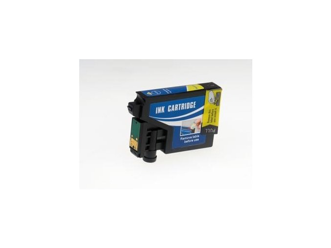 Kompatibilní cartridge Epson T0714, yellow, 13ml