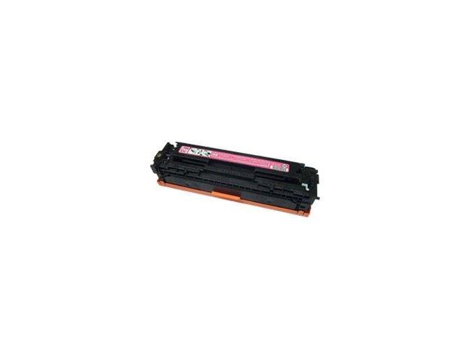 HP CE323A červená - kompatibilní toner