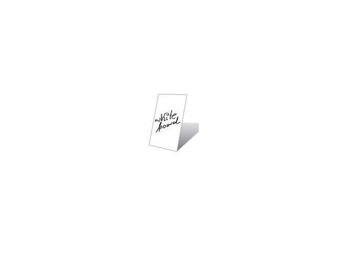 Deska bílá magnetická pro popis popisovačem, A1