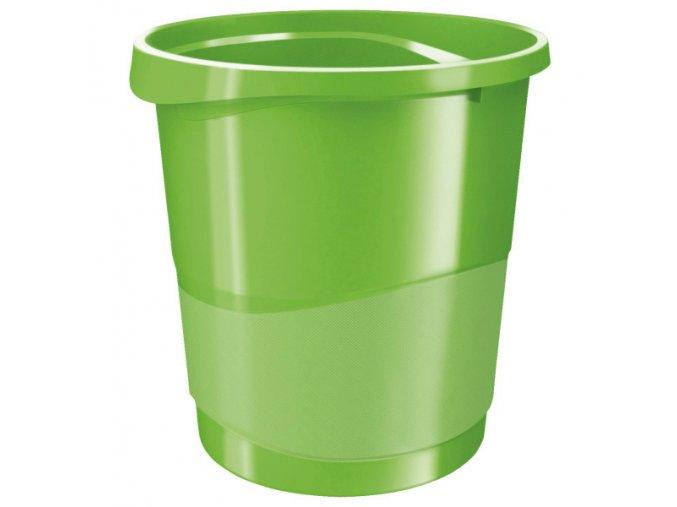 kos odpadkovy esselte vivida zeleny 7155