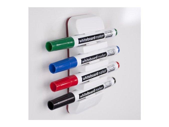 Magnetický držák popisovačů ERGO