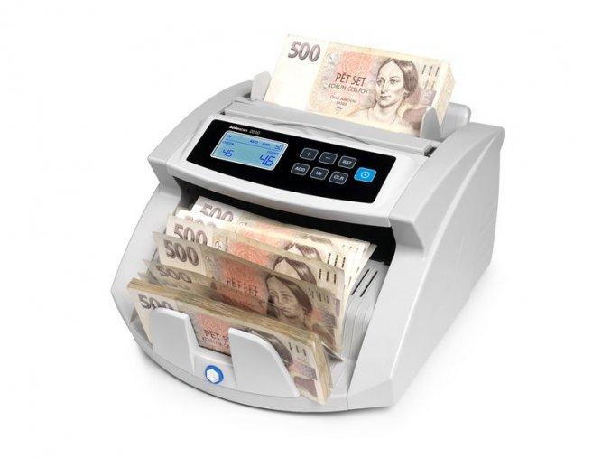 Počítačka bankovek automatická SAFESCAN 2210