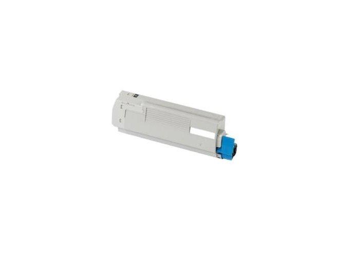 OKI 43872307 - Toner modrý (cyan) 2000 stran - kompatibilní