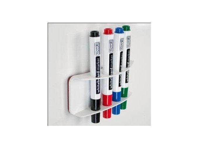 Magnetický držák popisovačů CLASSIC-vertikální