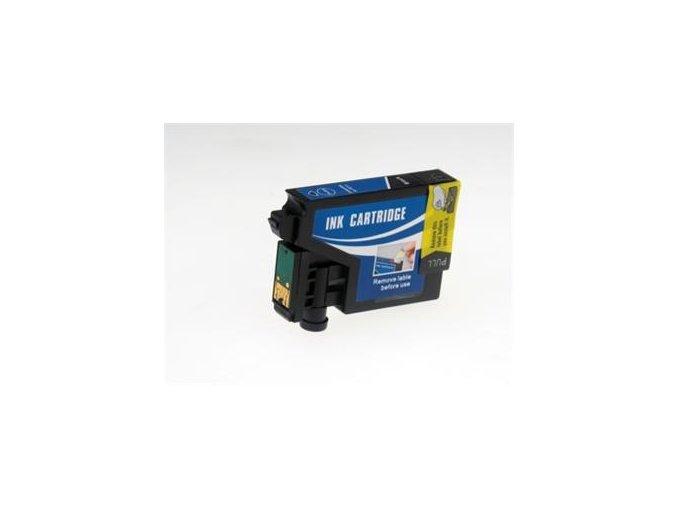 Epson T1281 black - kompatibilní cartridge