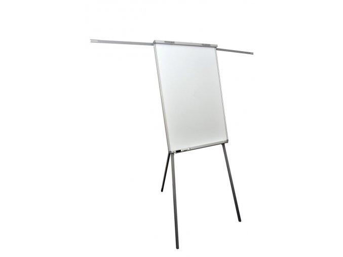 Flipchart YSA PLUS 70x100 cm, magnetický s rameny  + Dárek houba na bílé tabule