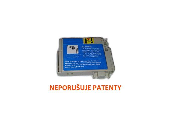 Kompatibilní cartridge Epson C13T12834010 magenta  13ml