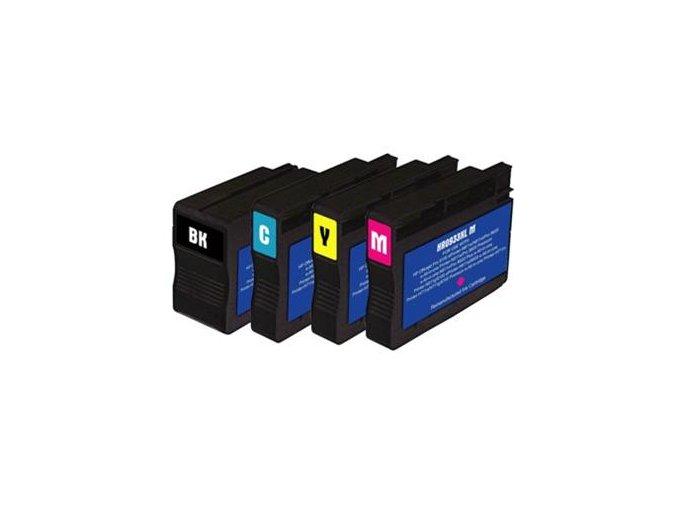 Kompatibilní cartridge HP CN054 No.933XL cyan