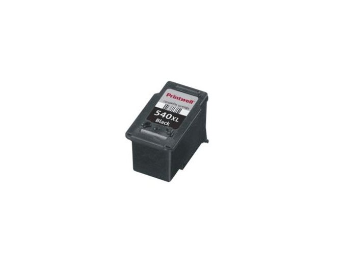 Canon PG-540XL black - kompatibilní cartridge 21ml