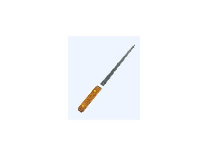 Otvírač dopisů RON dřevěná rukojeť, 25 cm