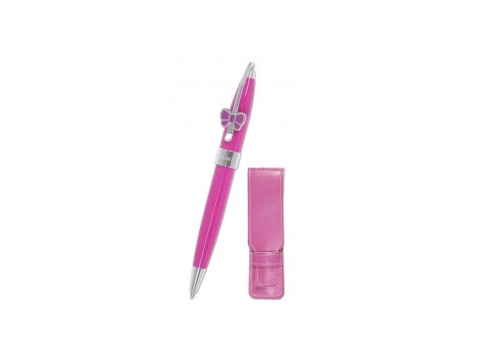 Kuličkové pero CONCORDE Cleopatra, tmavě růžová