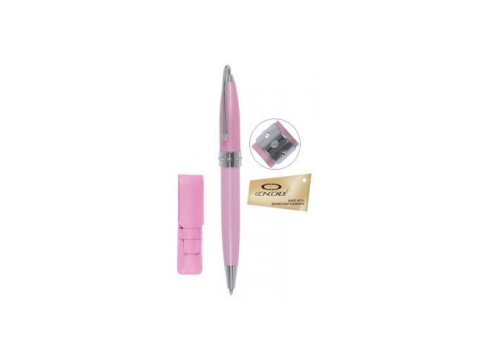 Kuličkové pero CONCORDE Lady Pen, růžová