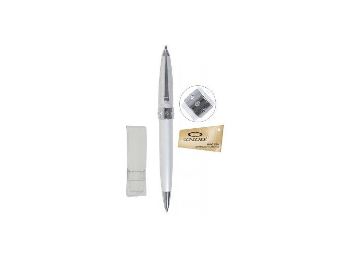 Kuličkové pero CONCORDE Lady Pen, bílá