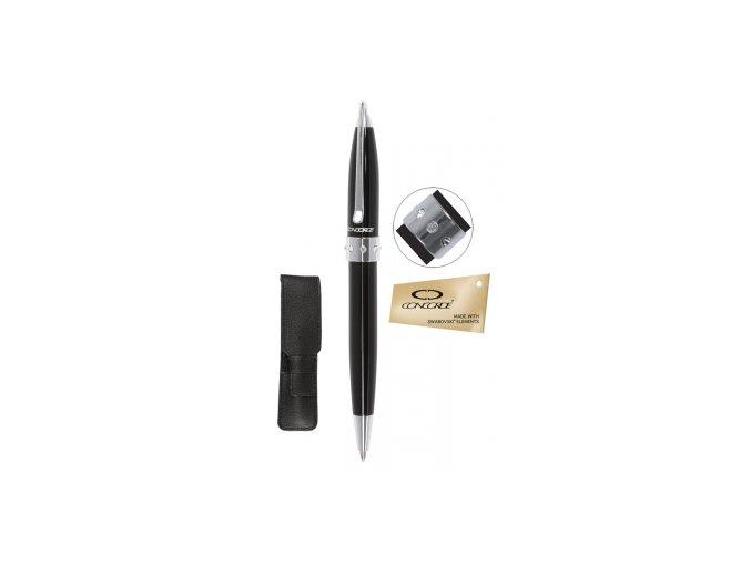 Kuličkové pero CONCORDE Lady Pen, černá