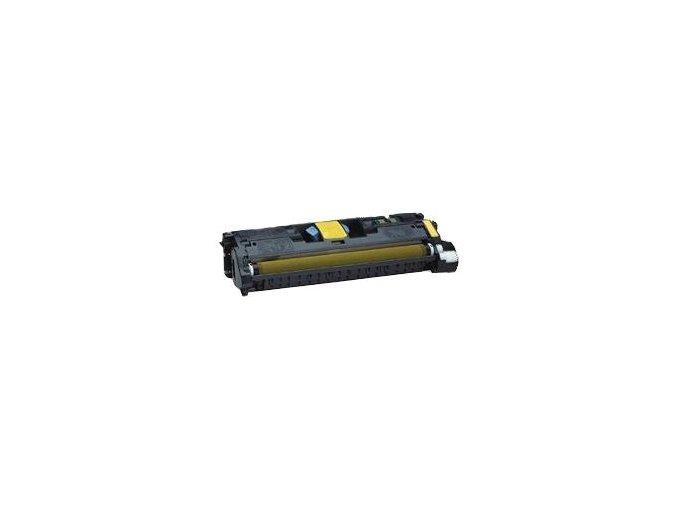 HP C9702A yellow - kompatibilní toner